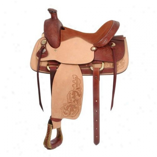 Royal King Durango Ranch Ropwr Saddle