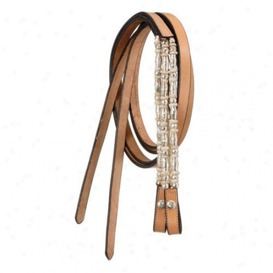 Royal King Ferrules/rawhide Show Reins