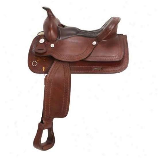 Royal King Flex Rb Auto Adjust Saddle With Round Skirt