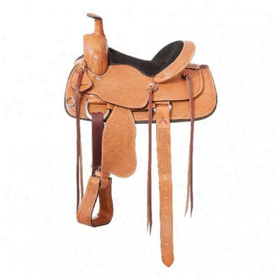 Royal King Hawkin Youth Roper Saddle