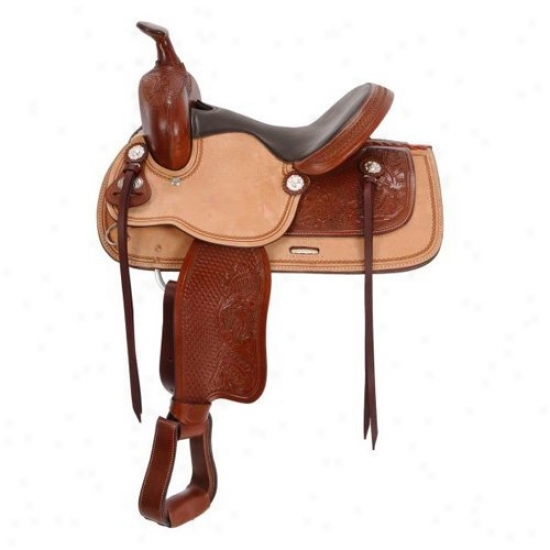 Magnificent King Jr. Premier Saddle