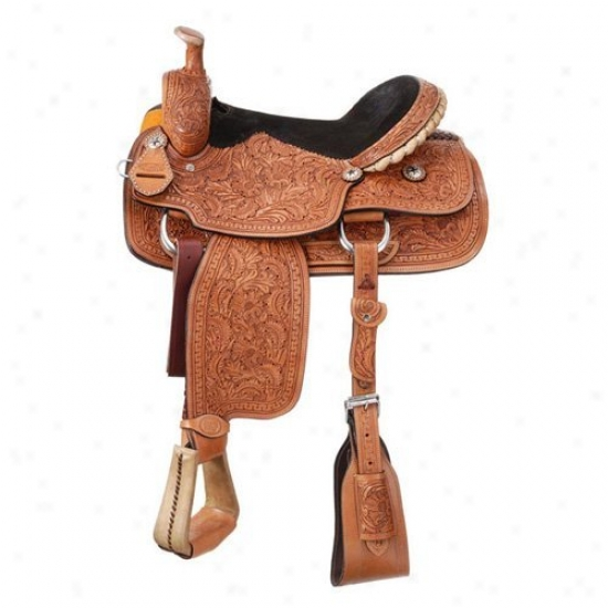 Rooyal King Lamesa Roper Saddle