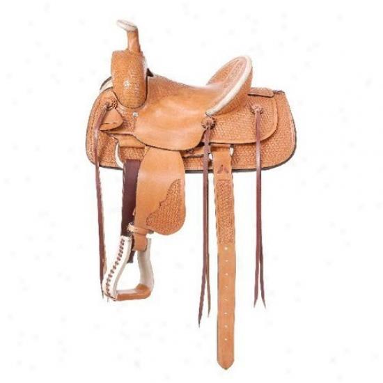Royal King Privilege Youth Roper Saddle