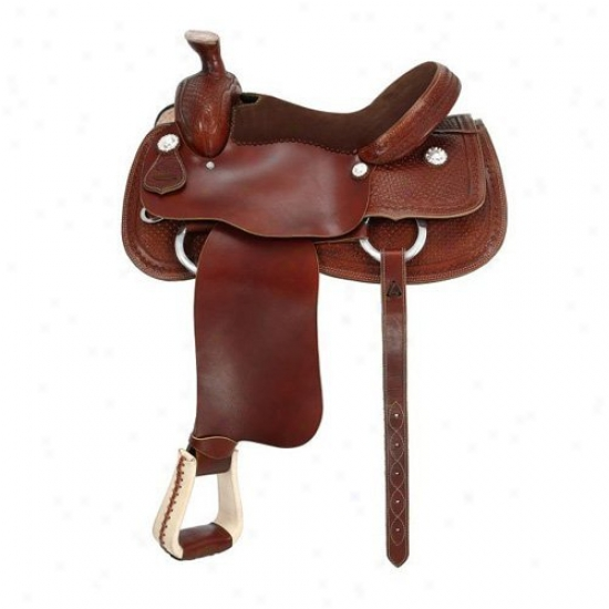 Imperial King Performer Series Roper Saddle