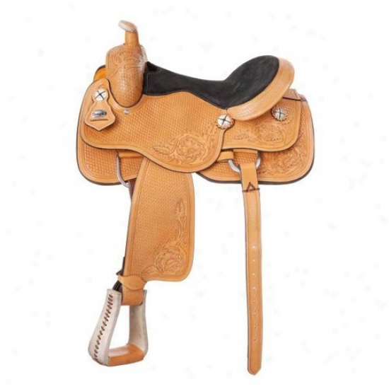 Royal King Rockport Team Roper Saddle