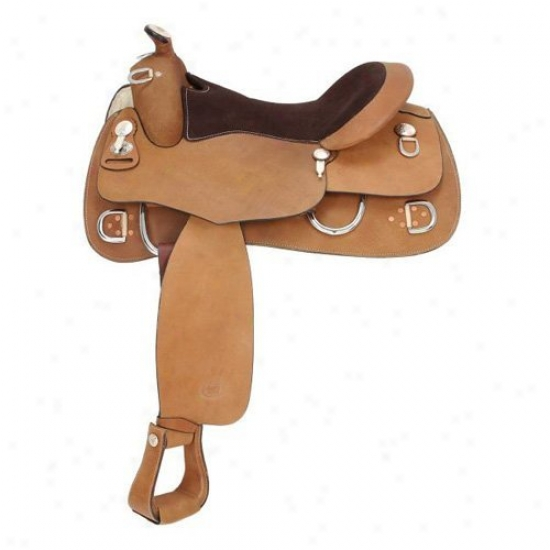 Magnificent King Roughout Training Load With Leather Seat
