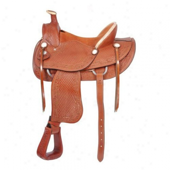 Royal King San Marcos Hard Seat Ranchrr Saddle