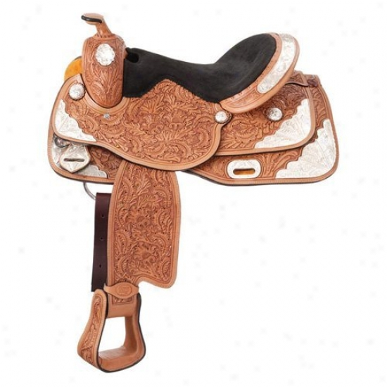 Royal King Seven Oaks Show Saddle
