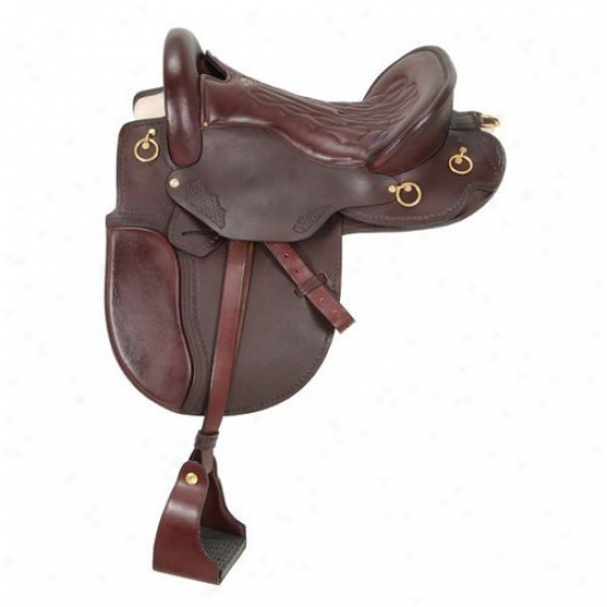 Royal Sovereign Wide Classic Distance Rider Saddld