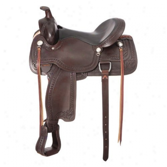 Royal King Woodland Trail Saddle