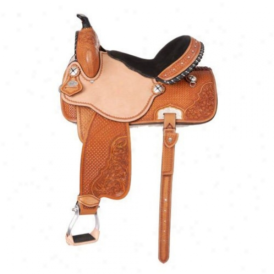 Silver Royal Callahan Competition And Shooter Saddle