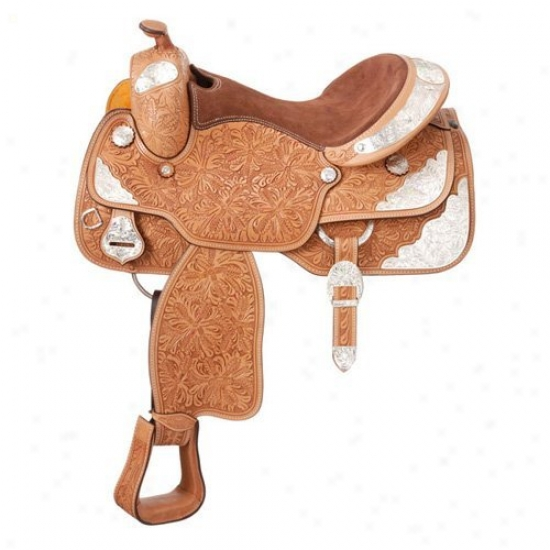 Silver Royal Classic Rio Grande Show Saddle