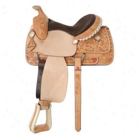 Silver Royal Premium Kendall Roper Saddle