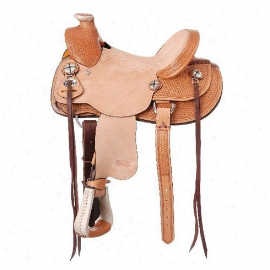 Silver Royal Wylie Kid Wade Saddle