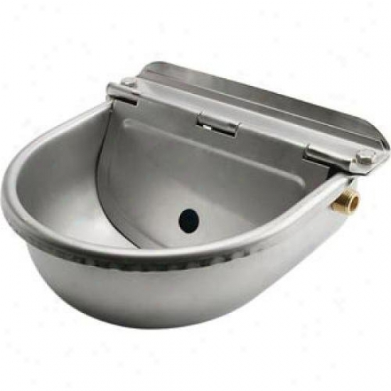 Teksupply 105865 Stainless Steel Float Bowl