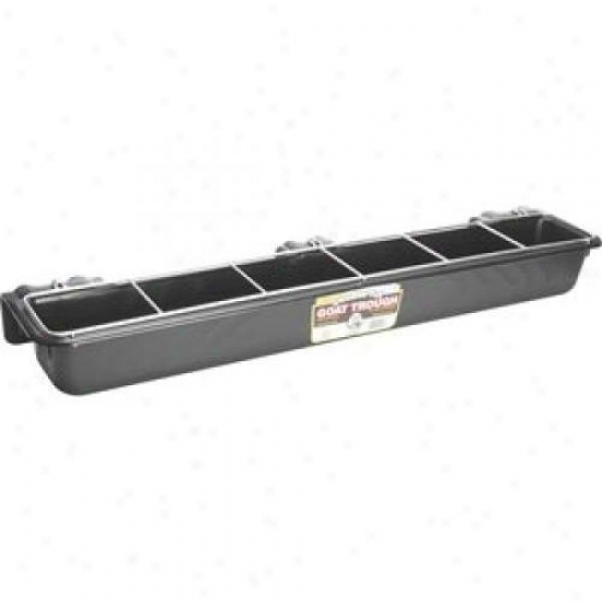Teksupply 107865 9 Quart Premium Feed Trough