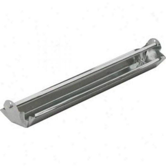 Teksupply 110087 Galvanized Trough Feeder 24
