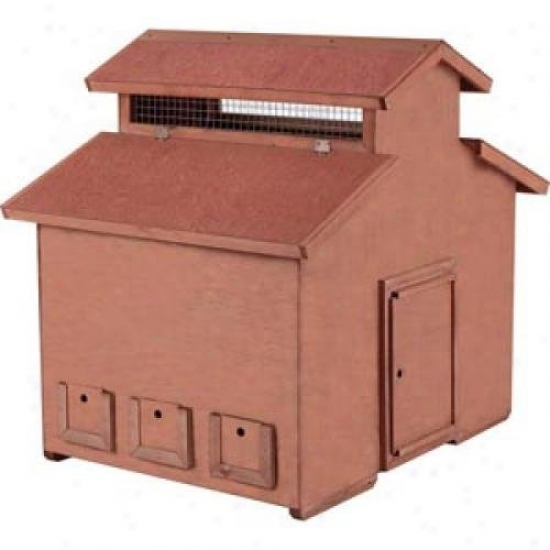 Teksupply 110490 Chick-n-barn