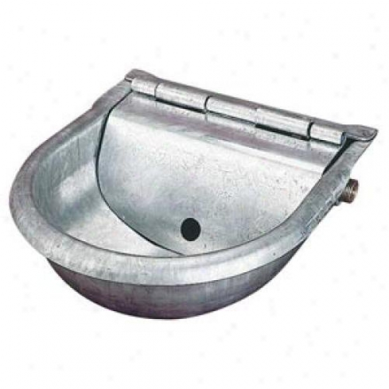 Teksupply Wd1090 Galvanized Livestock Float Bowl