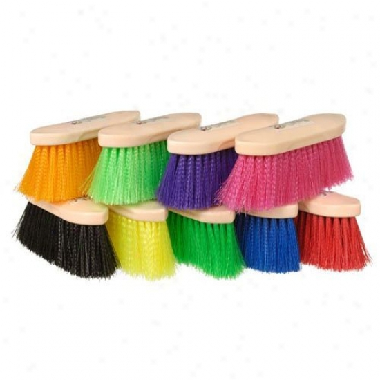 Tough-1 3 In. Medium Bristle Brush - 12 Pk. Assorted
