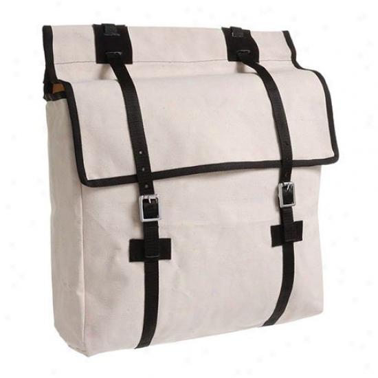 Tough-1 Canvas Panier Bag