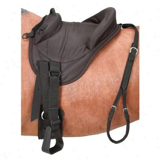Tough-1 Heqvy Duty Youth/pony Bareback Pad