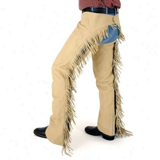 Tough-1 Voluptuousness Suede Chaps