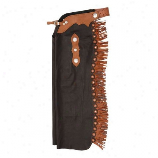 Tough-1 Smooth Custom Cowboy Chaps
