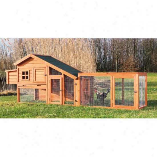 Trixie Pet Products Chicken Coop With View