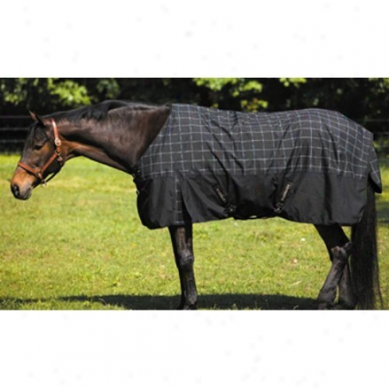 Tuffrider 1680d Plaid Turnout Sheet