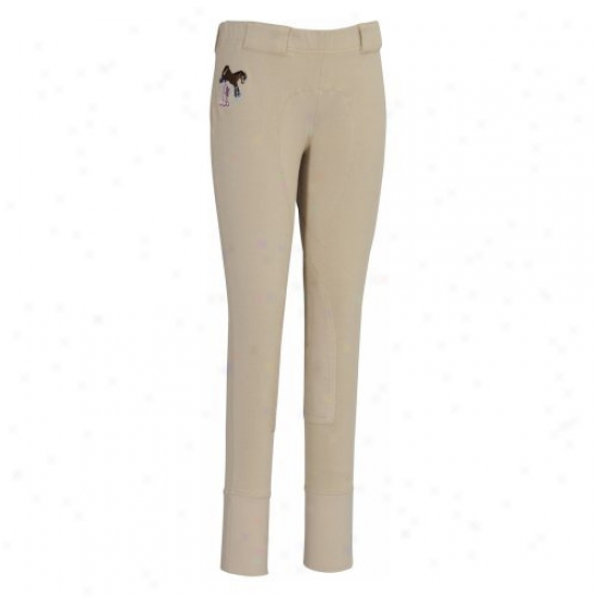 Tuffrider Childrens Molly Tights Breeches