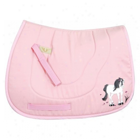 Tuffrider Daisy Pony Saddle Pad