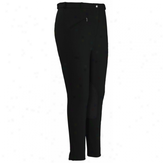 Tuffrider Ladies Cotton Extra Breeches