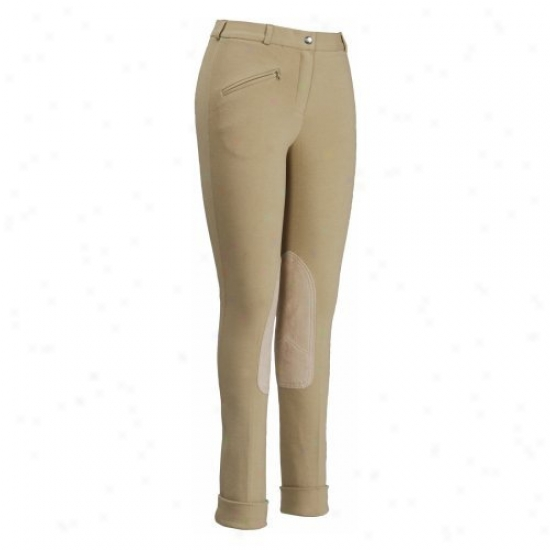 Tuffrider Ladies Cotton Jods