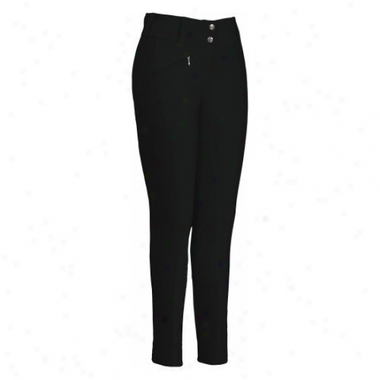Tuffrider Ladies Kashmmere Full Abode Breeches