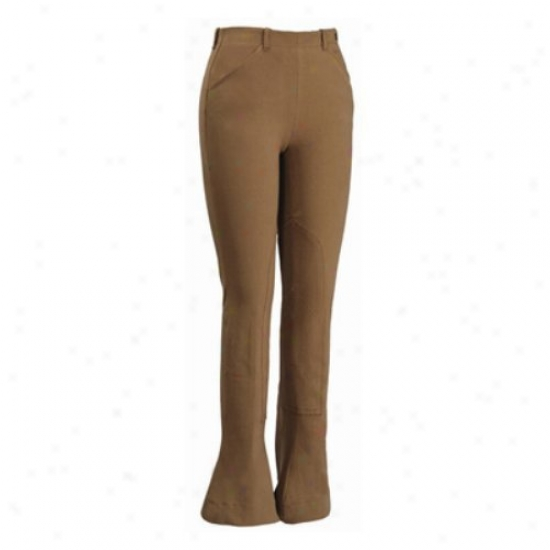 Tuffrider Ladies Lowrise Kentucky Long Jods