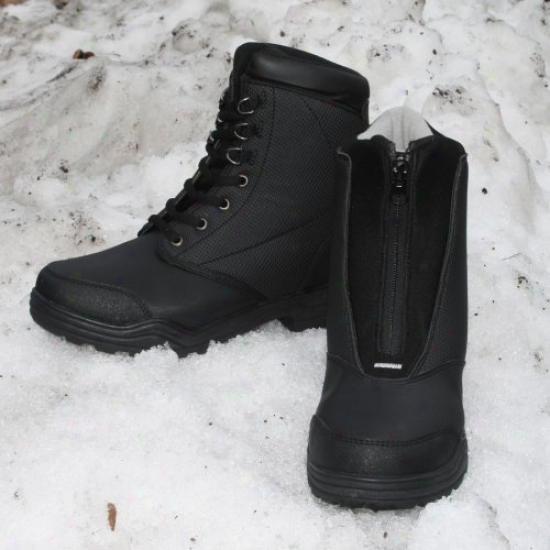 Tuffrider Ladies Snow Rider Front Zip Paddock Boots