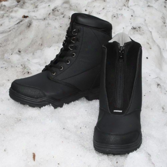 Tuffrider Lzdies Snow Rider Lace Up Paddock Boots