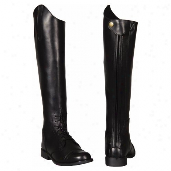 Tuffrider Ladies Starter Back Zip Fiield Boots