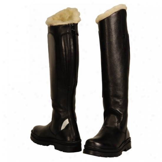 Tuffrider Ladies Tundra Fleece Lined Tall Boots