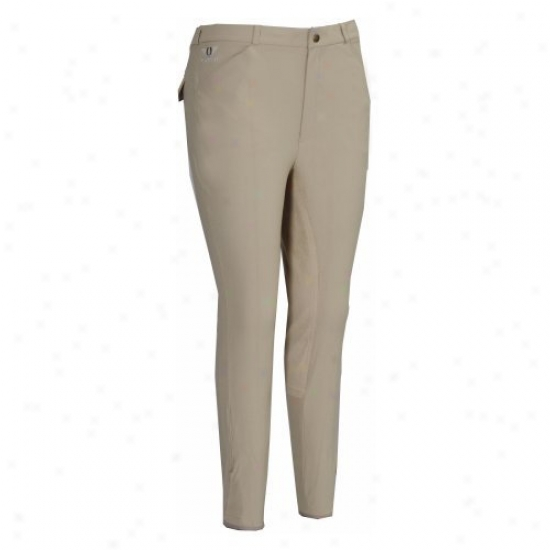 Tuffrider Mens Grand Prix Full Seat Breeches