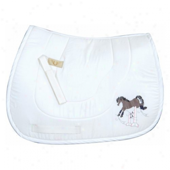 Tuffrider Molly Pony Saddle Pad