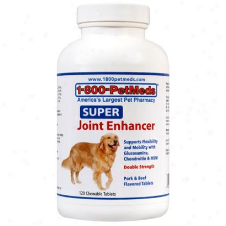 1-800-petmeds uSper Joint Enhancer 240 Chewable Tablets