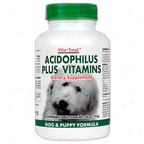 Acidophilus Plus Vitamins 60 Tab Btl