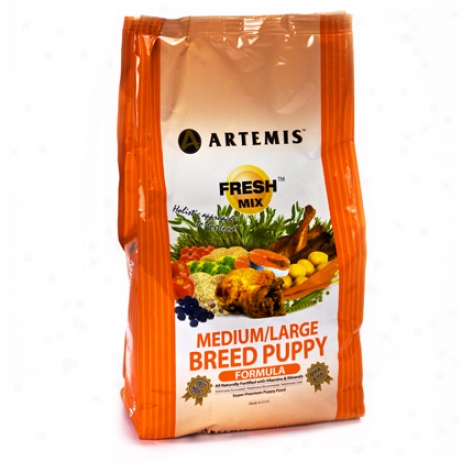 Aremis Freshmix Med Puppy Dry