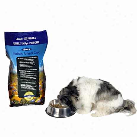 Azmira Lifestyle Lamb Dog Food 8kg 17.6lb