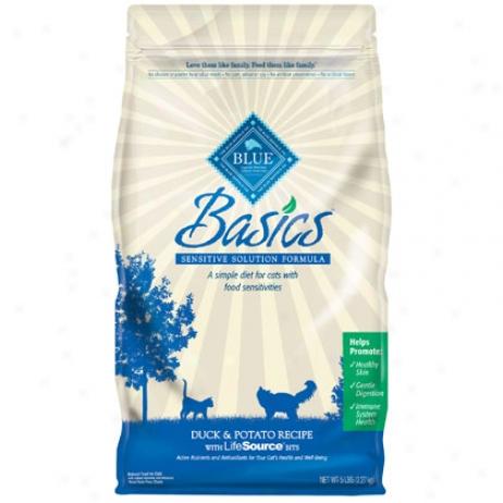 Basics Cat - Dry
