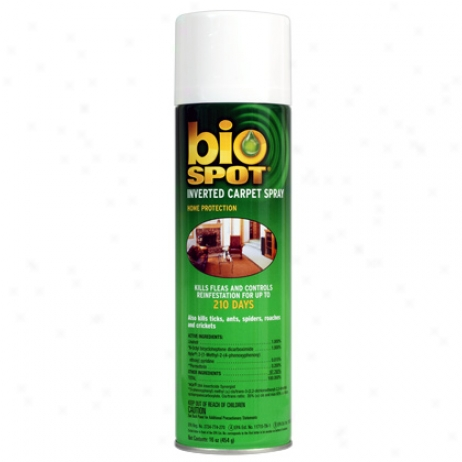 Bio Spot Inverted Carpet & Premise Spray 16oz