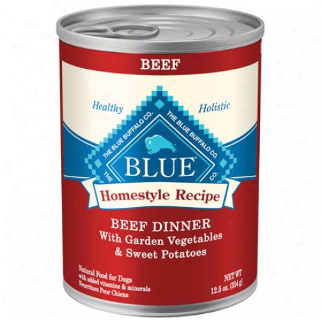 Blue Buffalo Adult Canned Dog