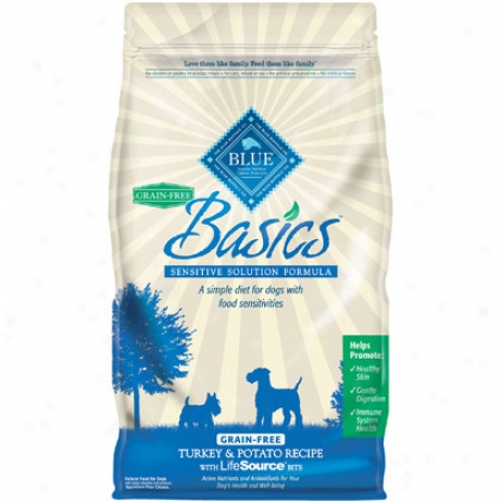 Blue Buffalo Basics Grain Free Dry Dog Food